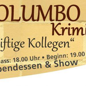 """Columbo Krimidinner """"Giftige Kollegen"""""""