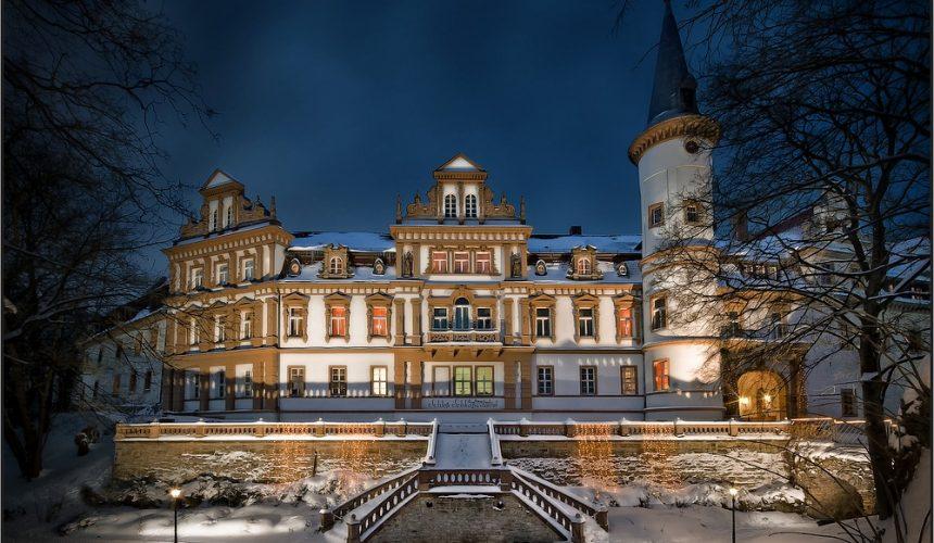 Weihnachten im Schlosshotel Schkopau
